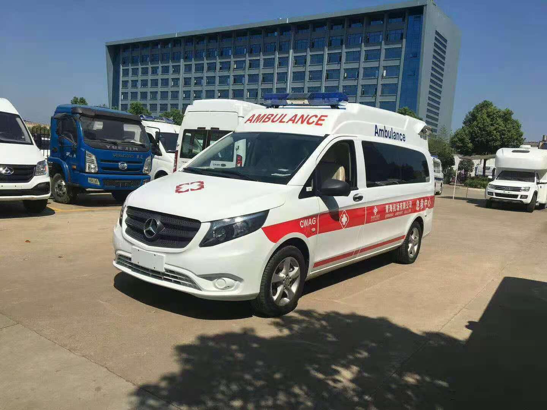定西市救护车电视母婴车
