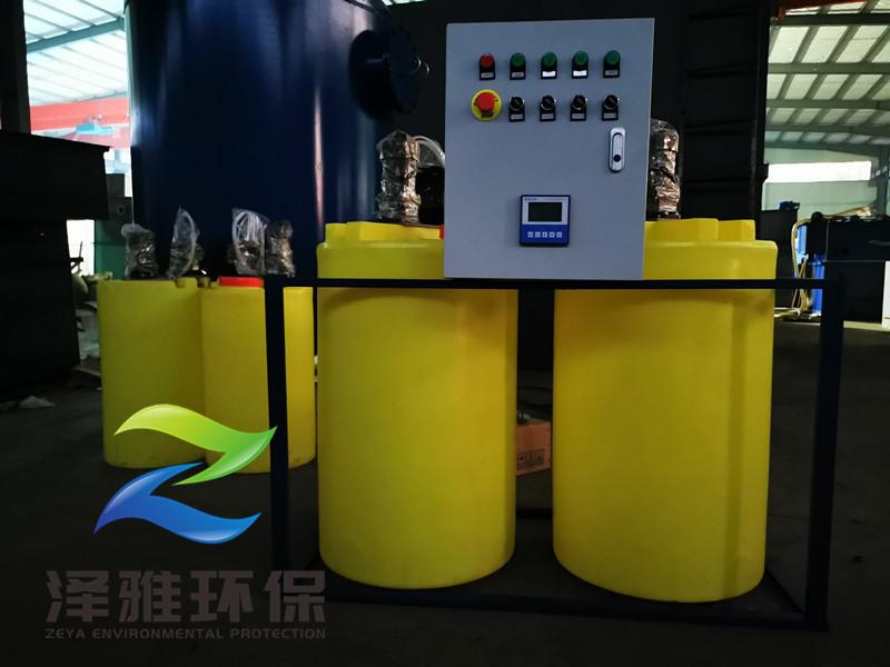 七台河市ph加药装置多少钱一套食品废水