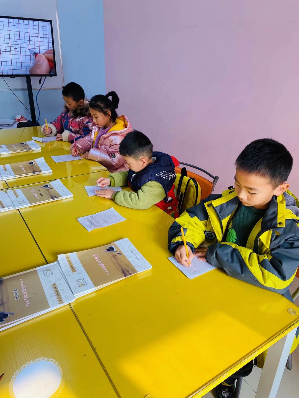 夏津县练字的10大好处-加盟培训