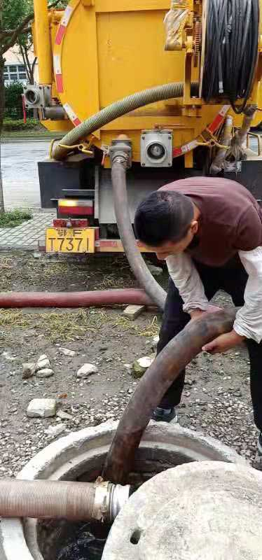 唐山唐海雨水管道清洗施工单位