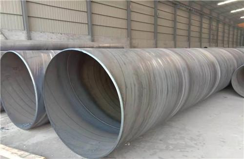 920*10输水螺旋钢管制造厂家