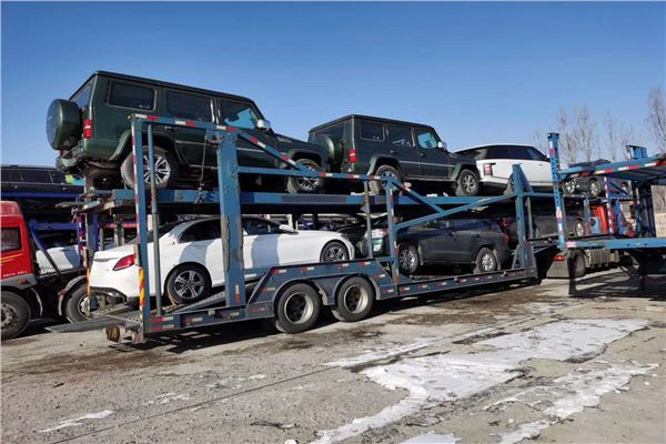 定位//日喀则到大庆轿车托运公司参考价格