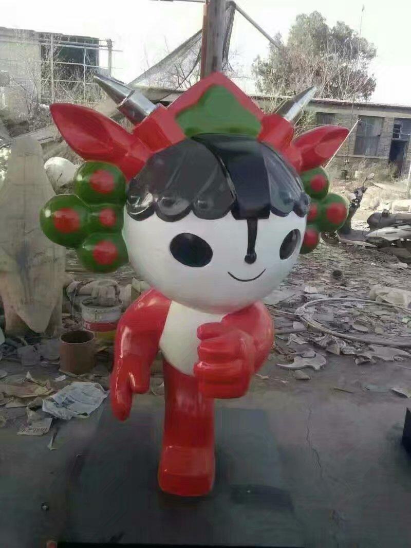 园林人偶雕塑厂家-街景小品-安徽景观人偶公仔雕塑厂家