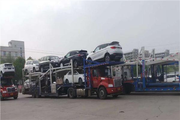 昆明轿车托运到武汉汽车拖运公司价格表