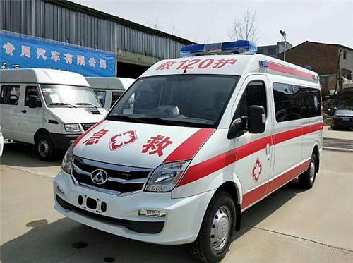 娄星救护车出租公司服务热线