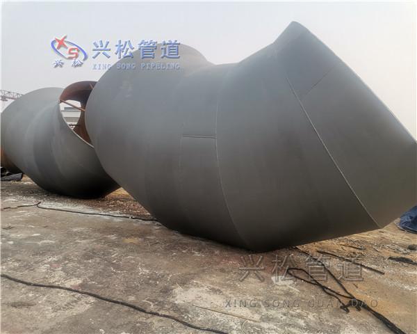 湖北省武汉市保温补偿弯头的电晕处理设计