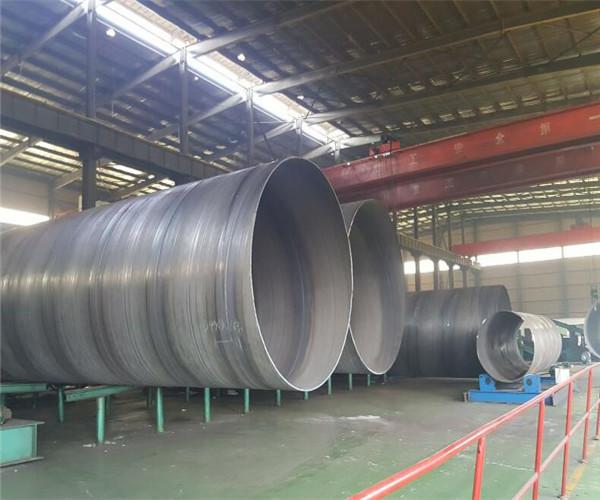 DN1800螺旋鋼管一米怎么賣