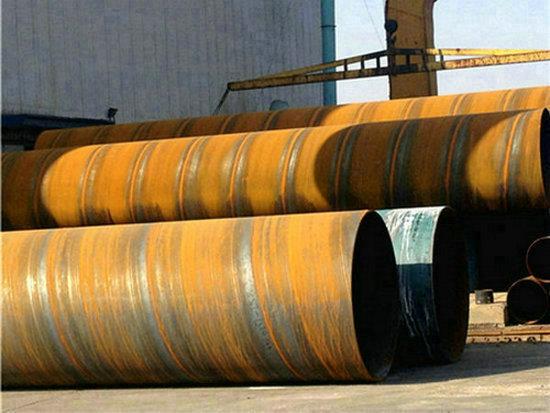 DN2000*16碳钢螺旋管定做厂家