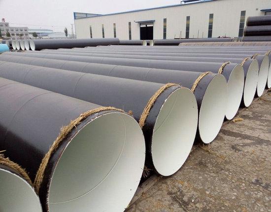 汉中佛坪直径2100螺旋焊接钢管厂家加工
