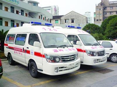 开江120救护车租赁公司服务热线