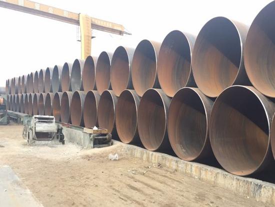 排废水用焊接钢管厂家