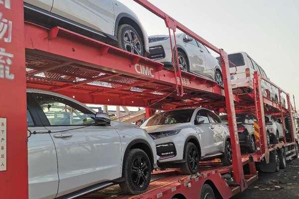 哈密地区拖轿车到石家庄运费查询