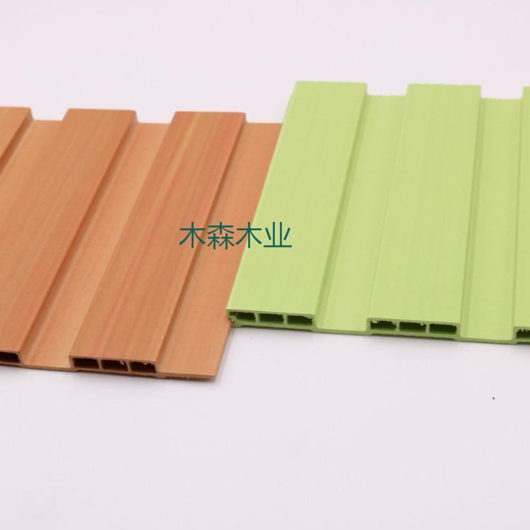 黑龙江鹤岗环保竹木纤维集成墙面颜色