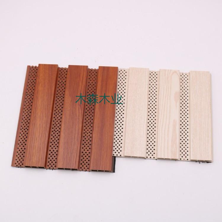 山东临沂竹纤维集成墙板酒店宾馆墙面装修材料