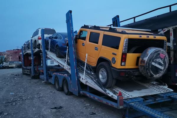 新疆乌鲁木齐拖运汽车运费多少
