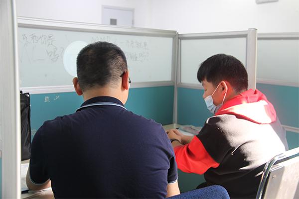 河南省新乡市中考没考上该怎么办哪家提分高?