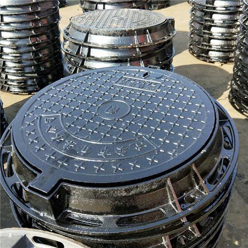 (管城)重型球墨铸铁井盖、井盖、铸铁井盖√2021.LX感谢新老客户追加订单