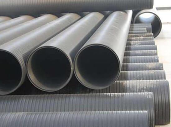 襄阳HDPE缠绕结构壁管厂家规格齐全
