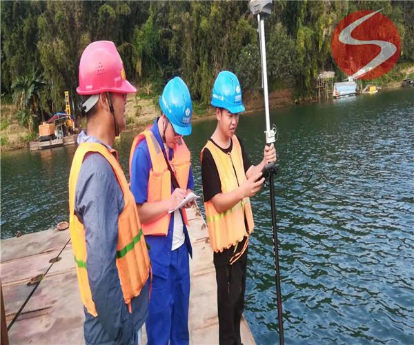 排海管道水下安装——(阜阳市沉管作业