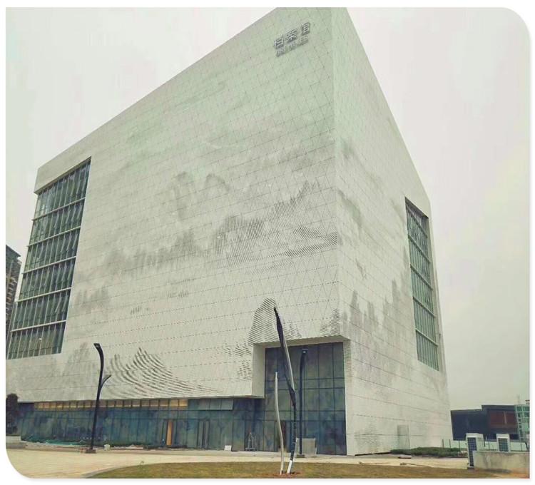 河北省石家庄市异形外墙冲孔板口碑推荐-铝乐厂家