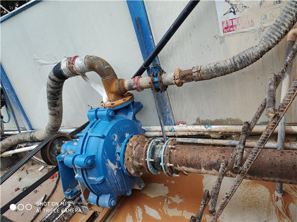 宜春顶管泥浆除砂泥浆固化处理厂家