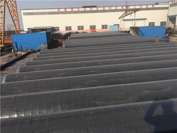 国标级高密度聚乙烯3pe防腐管定做商家