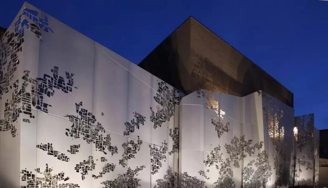 玉溪市华宁县外墙镂空铝板雕花出厂价格