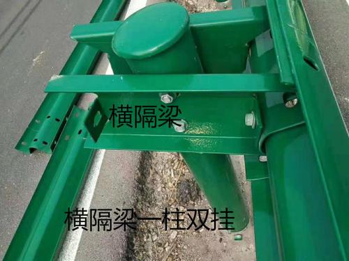 河池市南丹县2021乡村公路护栏板~多少钱一米