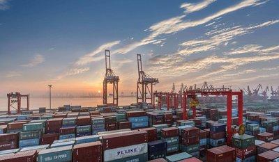 济南超长超大件海运出口波兰双清门到门多少钱