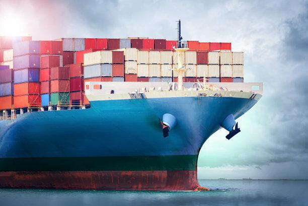 青岛超长超大件海运出口荷兰双清门到门多少钱