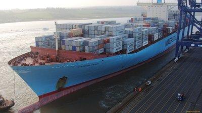 厦门超长超大件海运出口德国双清门到门多长时间