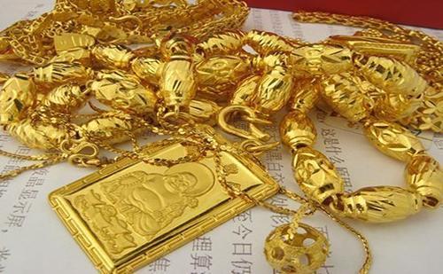 马家湾彩金去哪里卖  西安黄金首饰回收