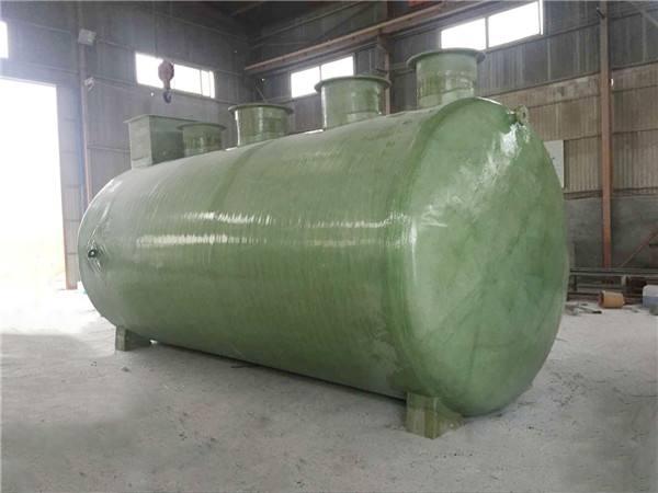 云南保山三格式化粪池型号规格「基地直供」