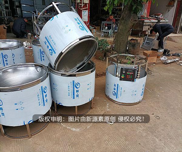 广东阳江鸿泰莱蒸包炉饭店植物油燃料不限规模办厂