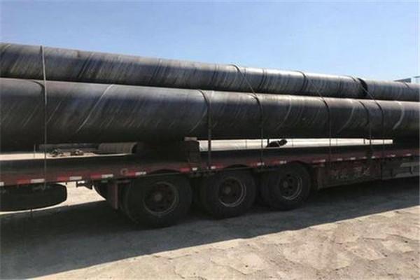 DN1700自来水输送用Q235B双面埋弧焊钢管实体厂家-临沧沧源