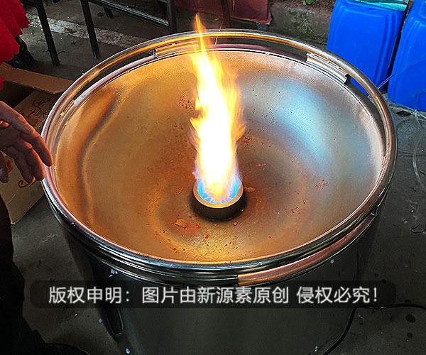 湖南邵阳无需气泵静音灶厨房无醇燃料热值高 成本低