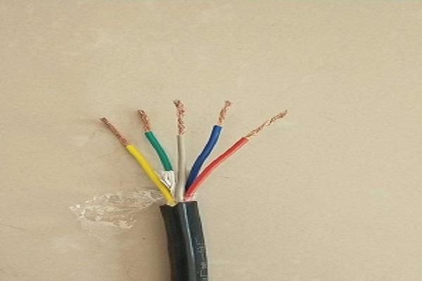 丰城市KVVRP3-22电缆4X1.0