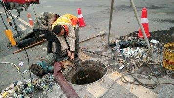 莱西市下水道清淤检测欢迎来电