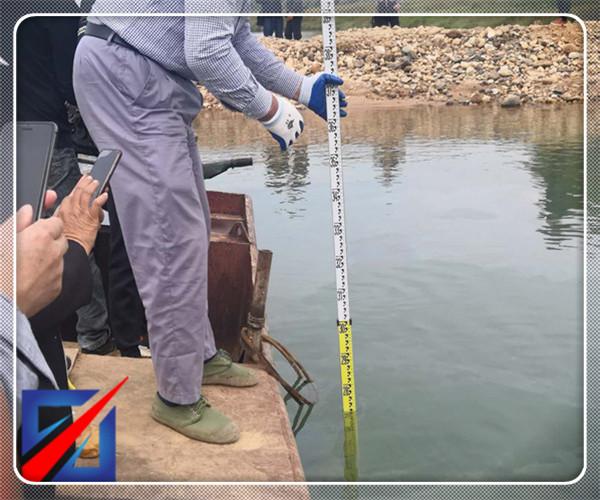 排污管道水下安装——(宜宾提供方案