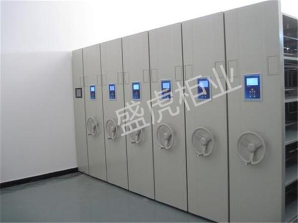 2021厂家直销江西省密集档案架报价免费设计