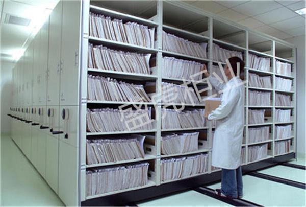 2021厂家直销赤峰市智能控制档案柜报价免费设计