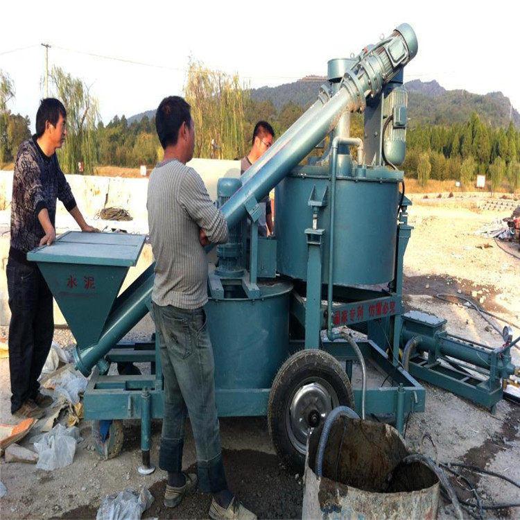 佳木斯 智能压浆泵台车 智能压浆设备