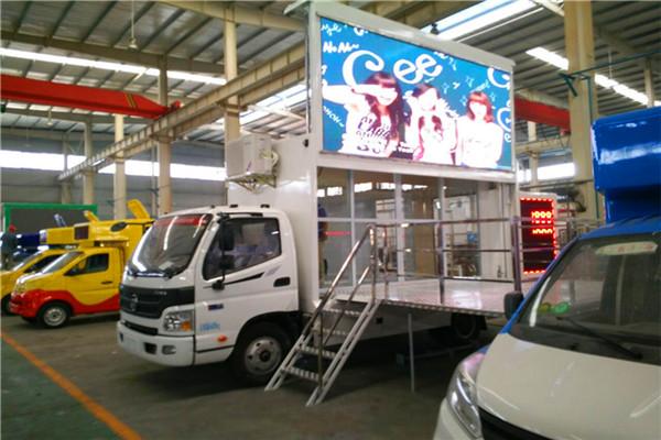 宁夏回族自治超长质保的广告宣传车哪买