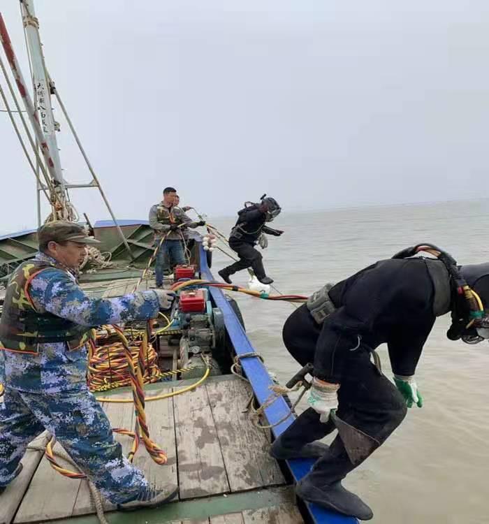 吉安市潜水员打捞队——本地潜水队伍