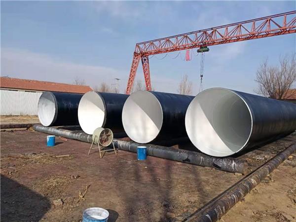 供水用防腐钢管精工细作-品质优良乌兰察布