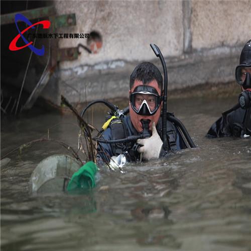 鄂州市沉管施工方案——施工单位公司