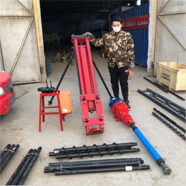 呼和浩特小型潜孔钻机生产厂家KQZ-70型气动潜孔钻机
