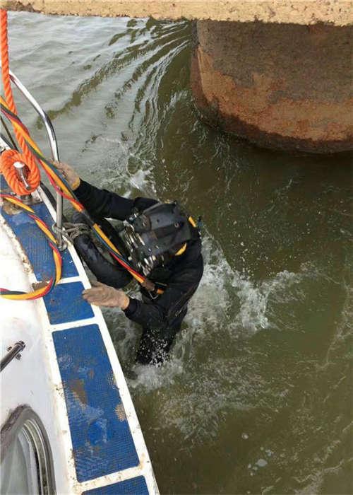 大理白族自治州水下打捞队——当地施工单位