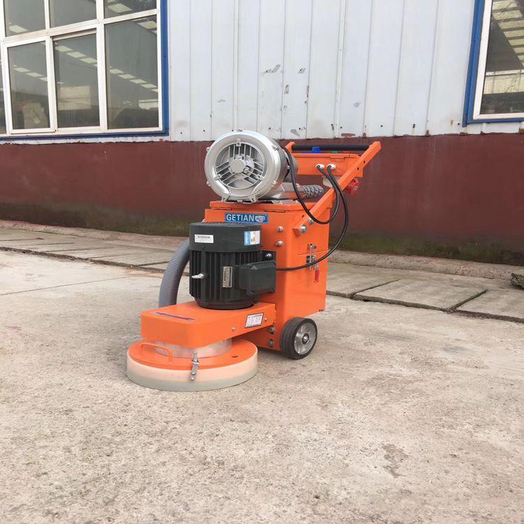 长春700环氧地坪研磨机手推式水泥研磨机