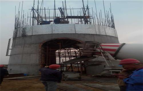建阳水泥烟囱安装爬梯公司2021【华电集团】